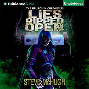Lies Ripped Open Audiobook