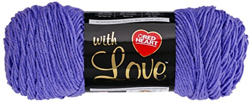 Red Heart with Love Yarn, Iris