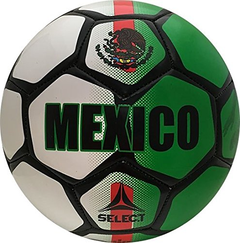 SELECT Mexico World Cup Country Soccer Ball - Size 5 (Mexico World Cup)