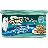 Purina Fancy Feast Medleys in Sauce Adult Wet Cat Food - (24) 3 oz. Cans
