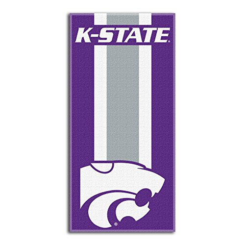 Northwest NCAA Kansas State Wildcats  Beach Towel,  30 x 60-inch