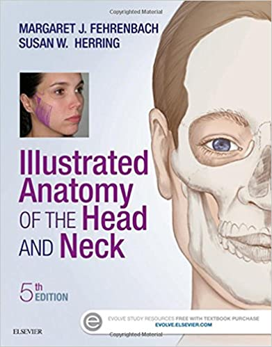 Illustrated Anatomy Of The Head And Neck 5e 9780323396349
