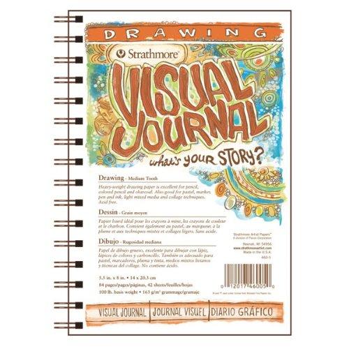 Strathmore 400 Series Visual Drawing Journal, 5.5