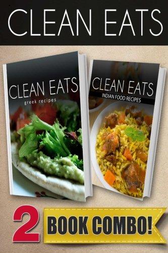 Download greek recipes and indian food recipes 2 book combo clean download greek recipes and indian food recipes 2 book combo clean eats book pdf audio idniu6k6y forumfinder Images