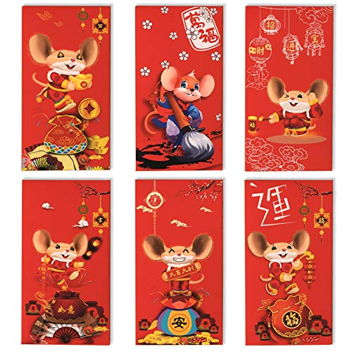 Top 10 recommendation red envelopes chinese new year cute