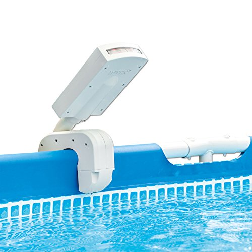 Intex Pool Accessories (Intex Multi-Color LED Pool Fountain for Above Ground Pools, Fits Metal Frame and Ultra Frame Pools)