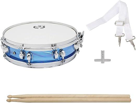 Snare -Instrumento Musical De Tambor De Caja 14 Pulgadas Llave De ...