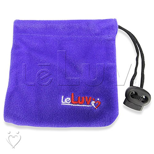 broidered Gift Bag with Draw String 4 x 4 Inch ()