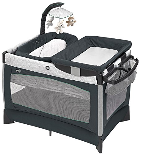 Chicco Cuna de Viaje Lullaby Playard Empire, color Azul