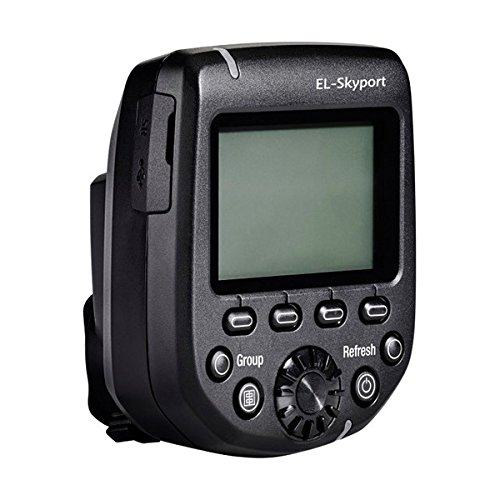 Elinchrom Digital Flash (Elinchrom Skyport Transmitter Plus HS - Olympus Version (EL19372))