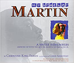 {{FB2{{ My Brother Martin: A Sister Remembers Growing Up With The Rev. Dr. Martin Luther King Jr.. Personal source Sabathia alumnos vacante 51aLH3%2BPKEL._SX258_BO1,204,203,200_
