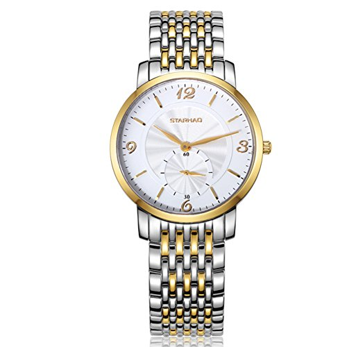 Fashion waterproof quartz female watch/Sapphire business casual men and women couple table-male 1 by Unknown