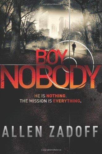 Read Online Boy Nobody (The Unknown Assassin) pdf