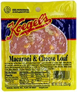 product image for Koegel Mac & Cheese Loaf 5-8oz packs