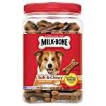 Milk-Bone Soft & Chewy Dog Treats with 12 Vitamins and Minerals 11