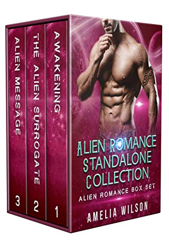 Alien Romance Standalone Collection: Alien Romance Box Set