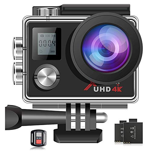 Campark ACT76 4K Action Camera Ultra HD WiFi Waterproof DV C