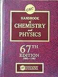 HB Chemistry and Physics, Robert C. Weast, 0849304679