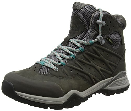 THE Hike Rise FACE Green Grey Q Gore silver Low Women's Hedgehog Boots Ii Grey tex 4fz NORTH Porcelain zrqIz