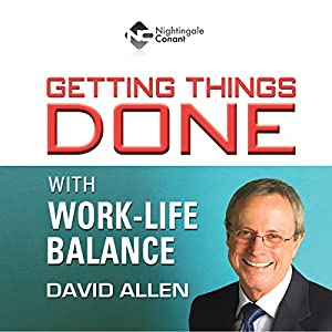 Getting Things Done With Work-Life Balance Speech