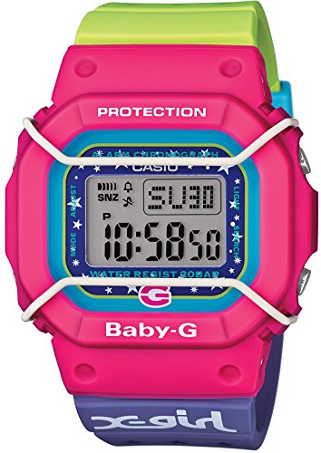 Casio Baby-g 20th Anniversary Series (Bgd-500xg-4jr) Lady's Wristwatch Limited Edition (Japanese Model)