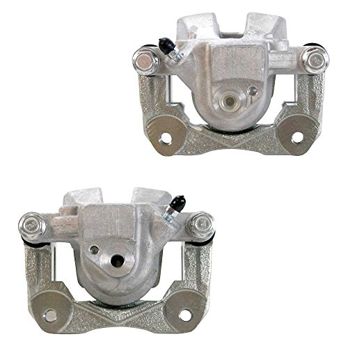 Prime Choice Auto Parts BC30158PR Pair of Rear Brake Calipers Choice Brake Caliper