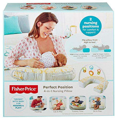 Fisher-Price Perfect Position 4-in-1 Nursing Pillow by Fisher-Price (Image #5)