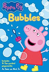 Peppa is a lovable little piggy who lives with her younger brother George, Mummy Pig and Daddy Pig. Peppa loves playing games, dressing up, visiting exciting places and making new friends, but her absolute favorite thing is jumping up and dow...