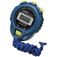 Handheld Digitale Sport Stopwatch Draagbare Digitale Stop Horloge Multifunctionele Timer Sport Stopwatch Wekker