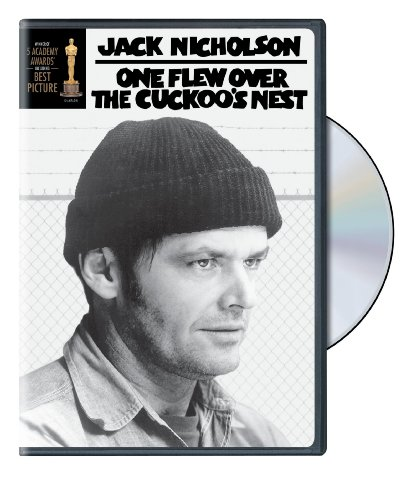 DVD : One Flew Over the Cuckoo's Nest (Full Frame, , Dubbed, Dolby, Repackaged)