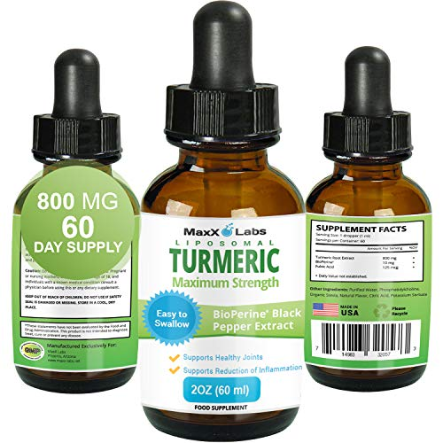 Turmeric Liquid Highest Potency