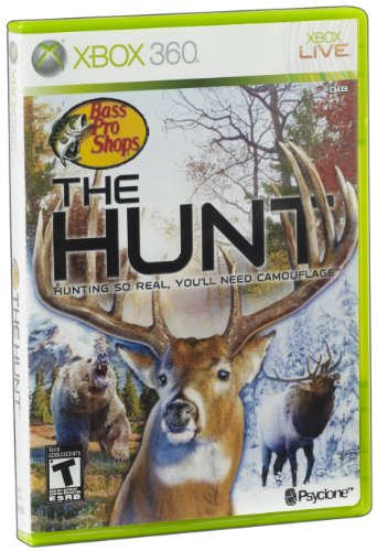 Bass Pro Shops  The Hunt   Xbox 360