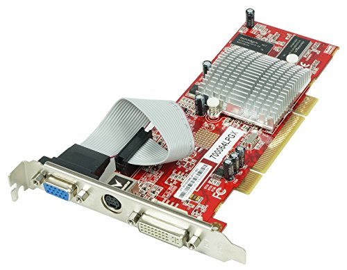 VisionTek ATi Radeon 7000 64 MB DDR2 PCI Graphics Card 900029 ()