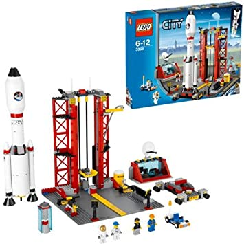 City Lego 3368 Construction Jeu De SpatialAmazon Centre Le sQhrxtCd