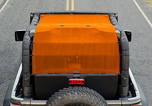 SUNSHADE Wrangler Warranty Protection 2007 2017 product image
