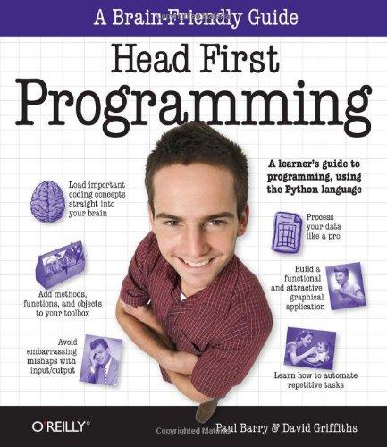 head first programming python - 2
