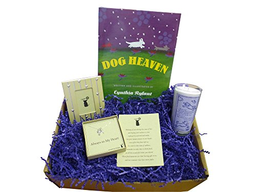 Pet Dog Sympathy Gift Box – Dog Memorial/Remembrance Basket