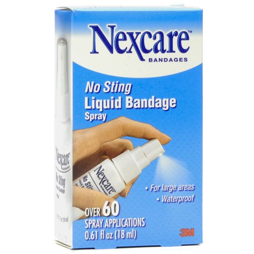Bestselling Liquid Bandages