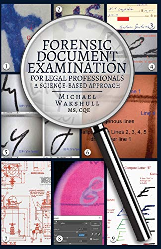 Top forensic document examination for legal professionals for 2019