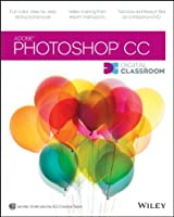 Photoshop CC Digital Classroom Front Cover