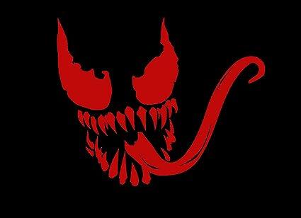 b0a891e6348f52 Amazon.com: CCI Carnage Spiderman Venom Villian Decal Vinyl Sticker ...
