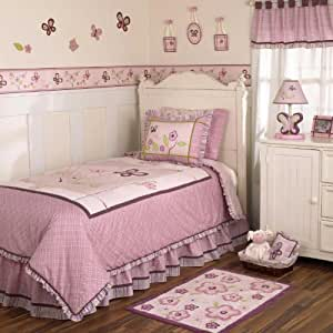 Amazon Com Cocalo Sugar Plum Twin Bedding Set Quilt