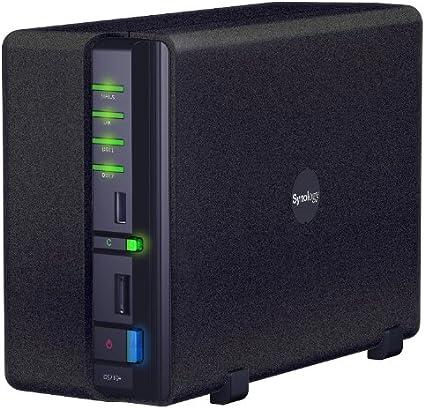 Synology DiskStation DS210+ Servidor de Almacenamiento WiFi ...