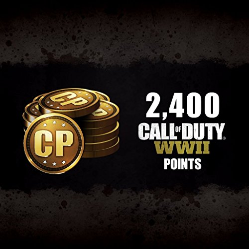 Call of Duty: WWII: Call of Duty: WWII - 2400 COD Points - PS4 [Digital Code]