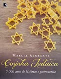 capa de Cozinha judaica: 5.000 anos de histórias e gastronomia