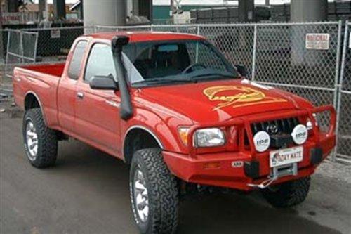 2004 toyota tacoma winch bumper - 3