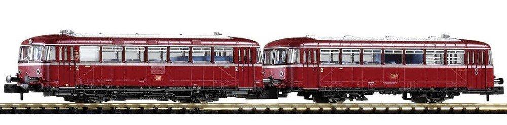 PIKO N VT98 plus Steuerwagen DB III