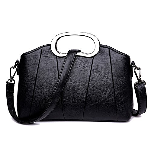 Black Xiekua Fashion À Délicat Meaeo Fashion Sac Bandoulière black Sac Sac Unique À Main Main Paquet À Nouveau Raxqg1