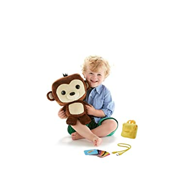 Fisher-Price Smart Monkey: Toys & Games