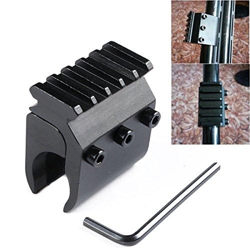 Universal 21mm Weaver Picatinny Rail Base Adapter Converter Barrel Scope Mount Heavy Duty Scope ()